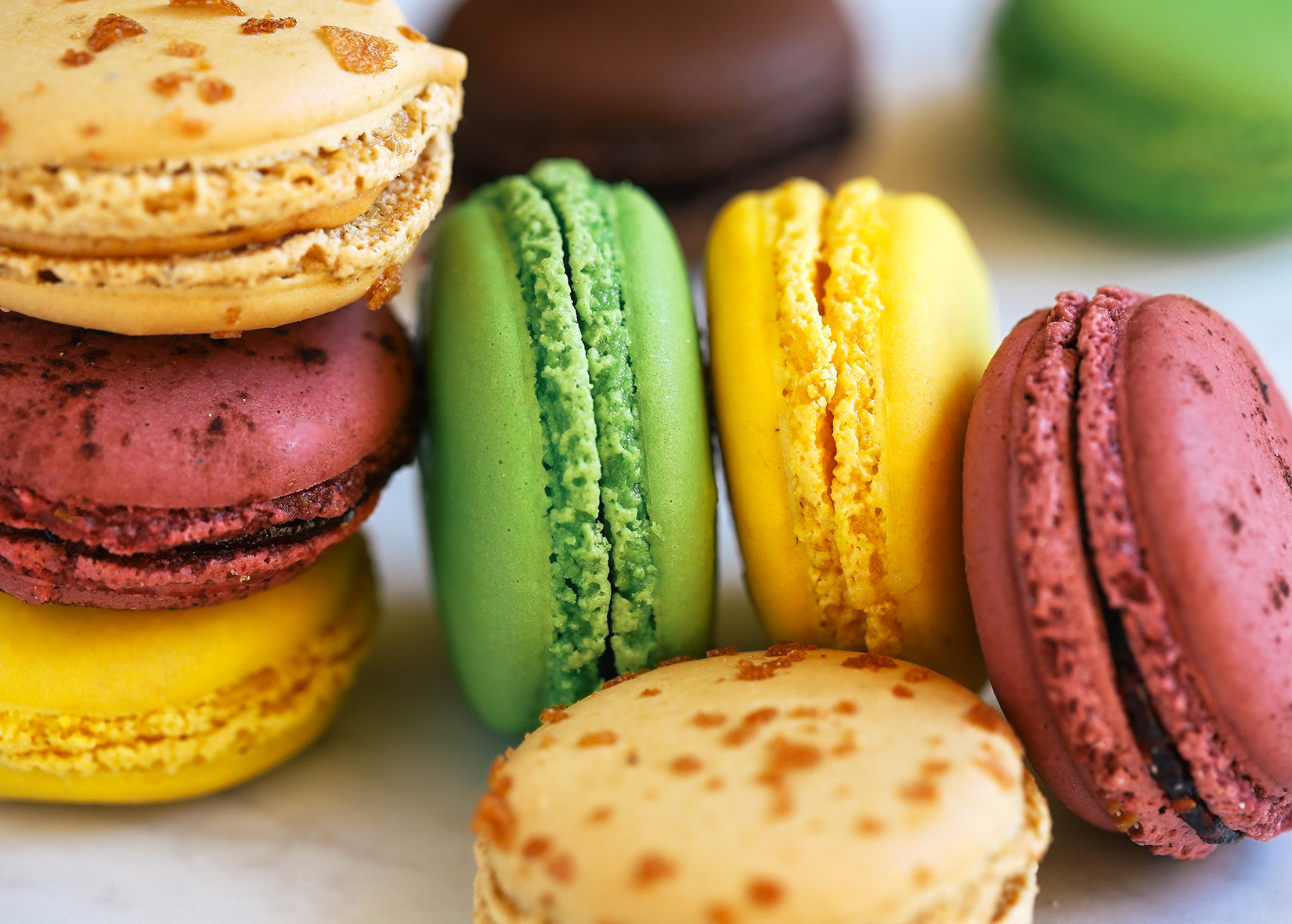 Eat2Gather macarons 2