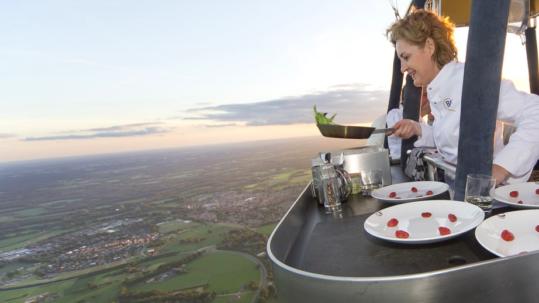Eat2Gather Culinaire Expeditie 5 bijzondere locaties voor een onvergetelijk diner