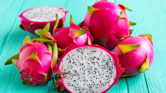 Eat2Gather weetje over dragon fruit