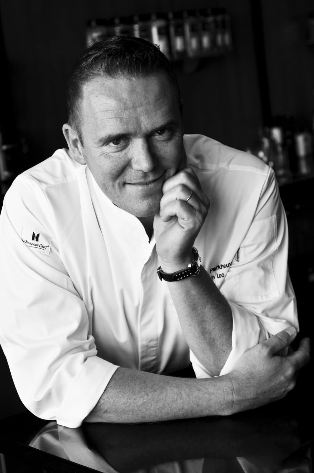 Eat2Gather koken met sterrenchefs Erik van Loo restaurant Parkheuvel