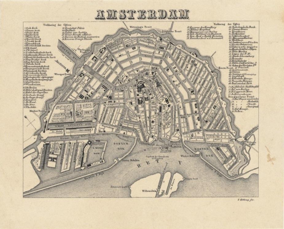 Eat2Gather culinaire expeditie Historische Lekkernijenwandeling Amsterdam